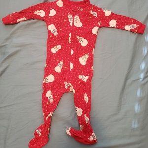 BABY Gap Christmas onesie